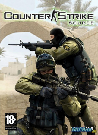 Сервер Counter Strike Source v34 no steam