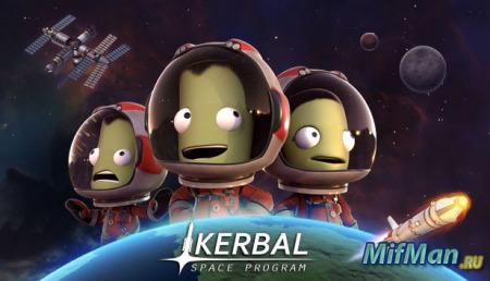 Kerbal Space Program + 2 DLC