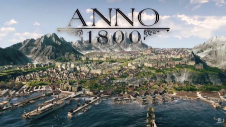 Anno 1800 - Deluxe Edition + DLCs