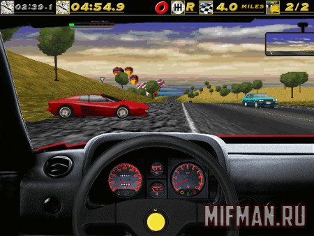 Need for Speed 1995