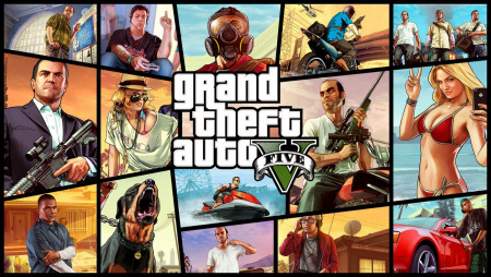 Grand Theft Auto V Redux / GTA 5