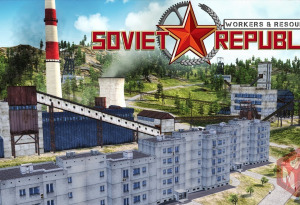 Workers & Resources Soviet Republic v0.8.0.14