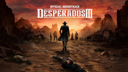 Саундтрек — Desperados III Soundtrack (OST)