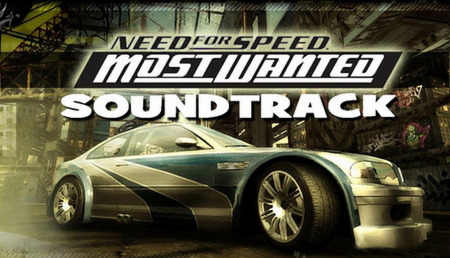 Саундтрек Need for Speed: Most Wanted (2005) Soundtrack (OST)
